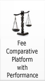 Fee Comparative Platform with Performance